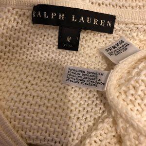 Ralph Lauren Tops - Knitted Hoodie Ralph Lauren